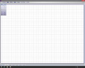 AQcadXfer操作画面を拡大