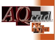 PDF図面CADデータ変換ツール AQcadXfer